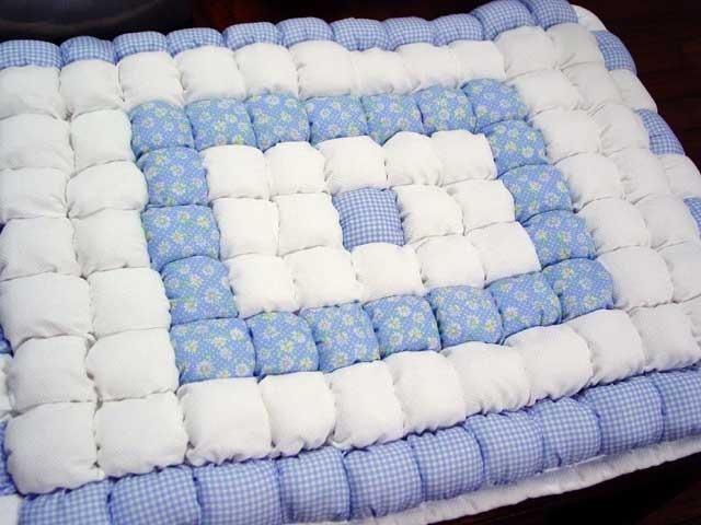 Как сделать одеяло из синтепона своими руками