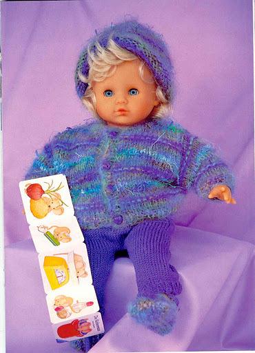 Вязание на кукол журнал 145
