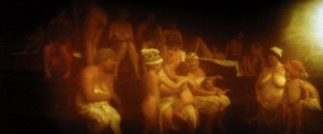 Общественные женские бани