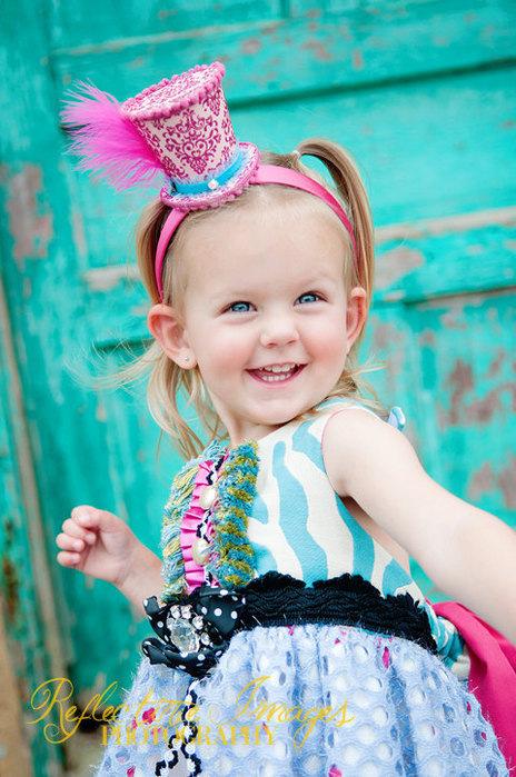 Маленькая модница все своими руками