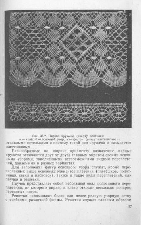 К.в. исакова. плетение кружева