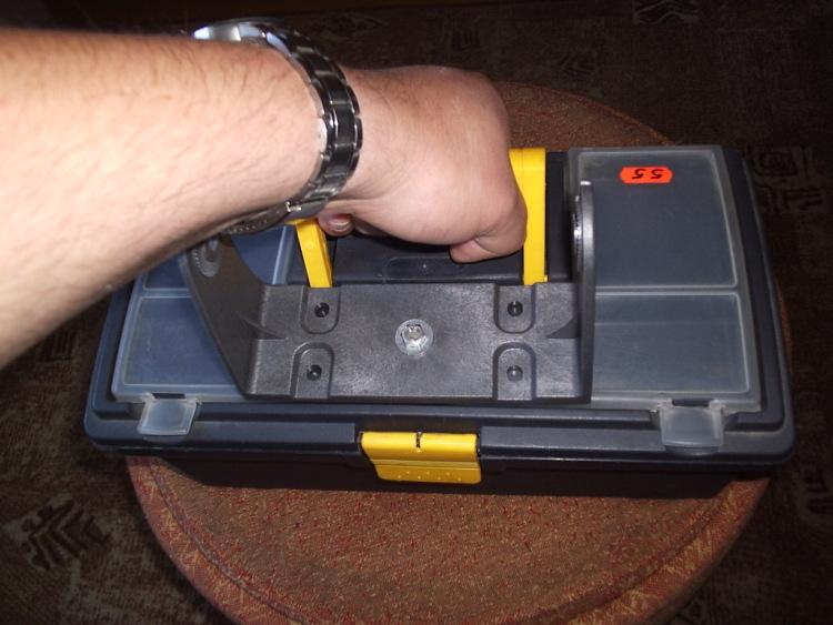 ящик для аккумулятора для эхолота