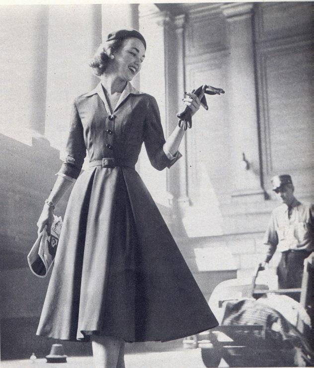 Что значили 50-е годы для мировой моды?