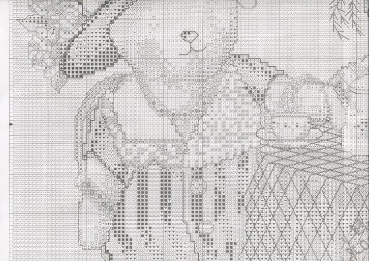 Схемы вышивку от буциллы