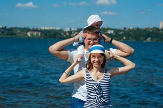 Выездной фотограф Ирина Кондаурова - Воронеж