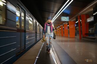 Выездной фотограф Дмитрий Додельцев - Москва