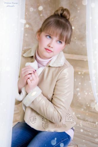 Студийный фотограф Evgeniya Chicherina - Екатеринбург
