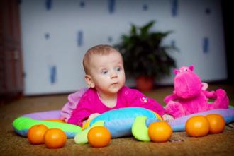 Детский фотограф Виталий Румянцев - Орехово-Зуево