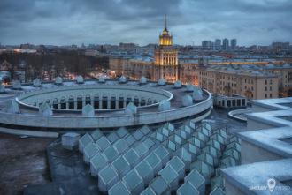 Архитектурный фотограф Иван Смелов - Санкт-Петербург